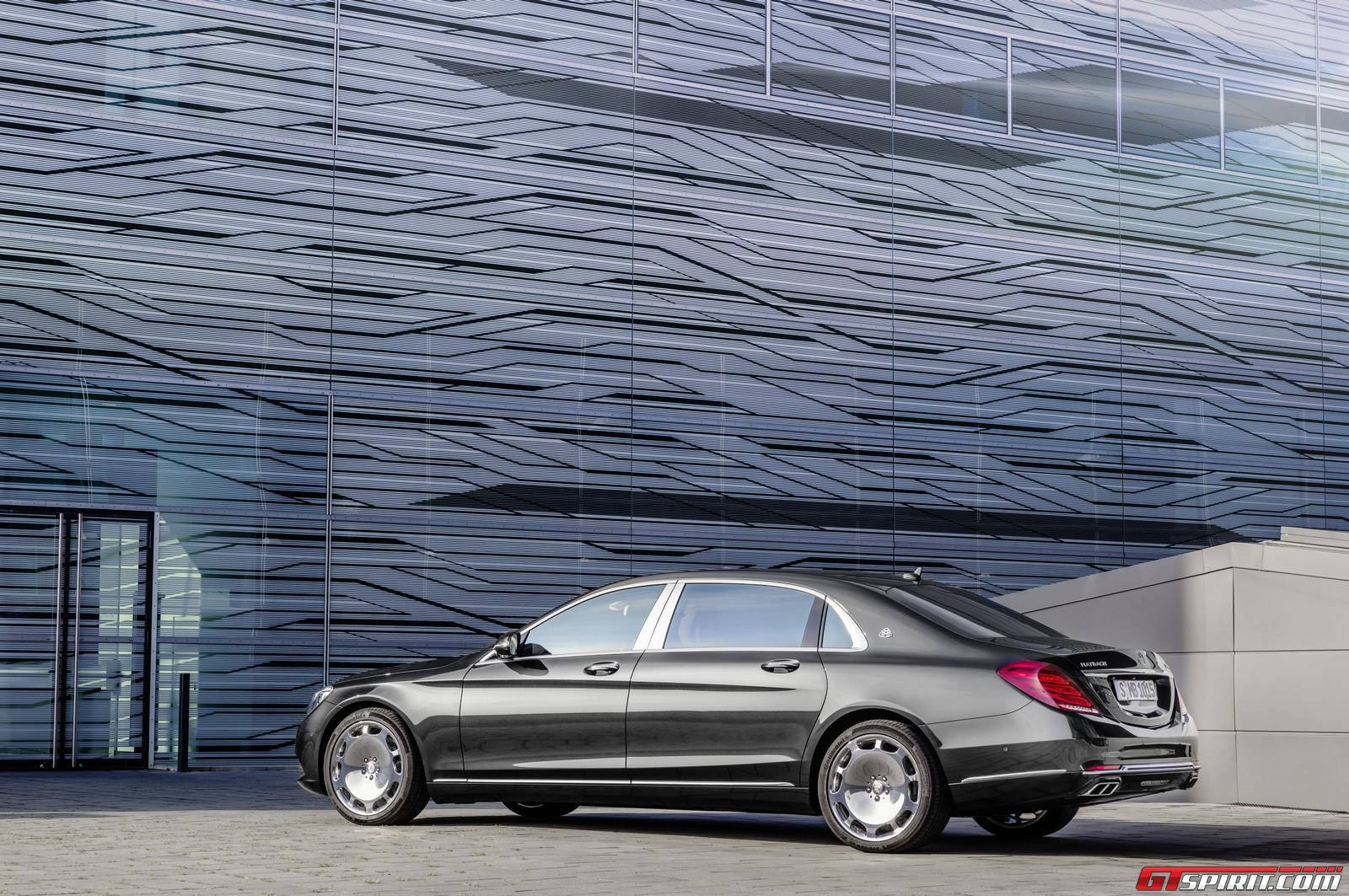 Official 2015 Mercedes Maybach S Class   GTspirit 1600x1063