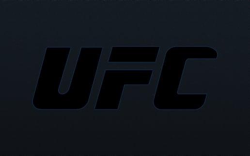 Ufc Logo Wallpaper Hd Large ufc logo blue carbon 516x323