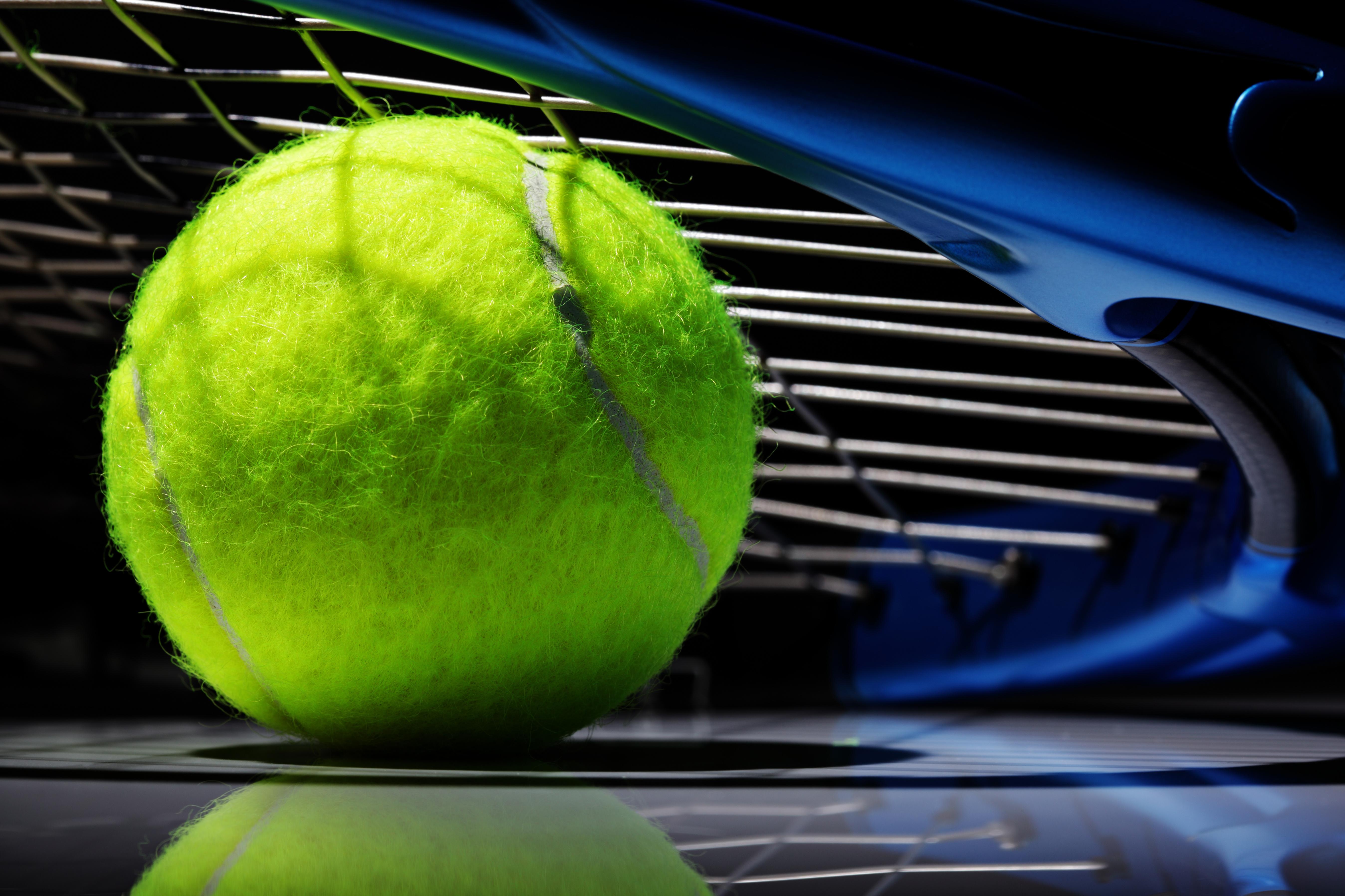 теннисный мяч  № 1367144  скачать
