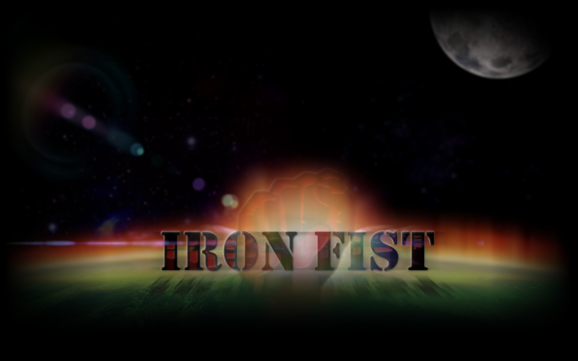 Iron Fist SourceForgenet 1920x1200