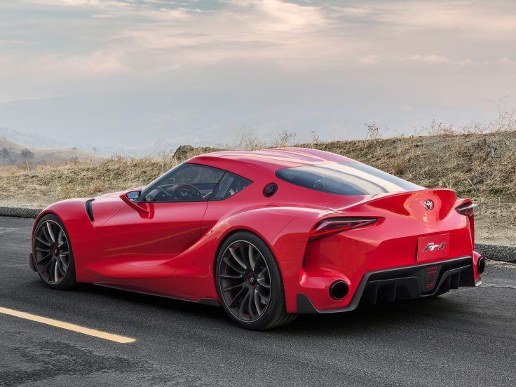 2014 Toyota FT 1 Concept supercar supra f wallpaper 2048x1536 736x552