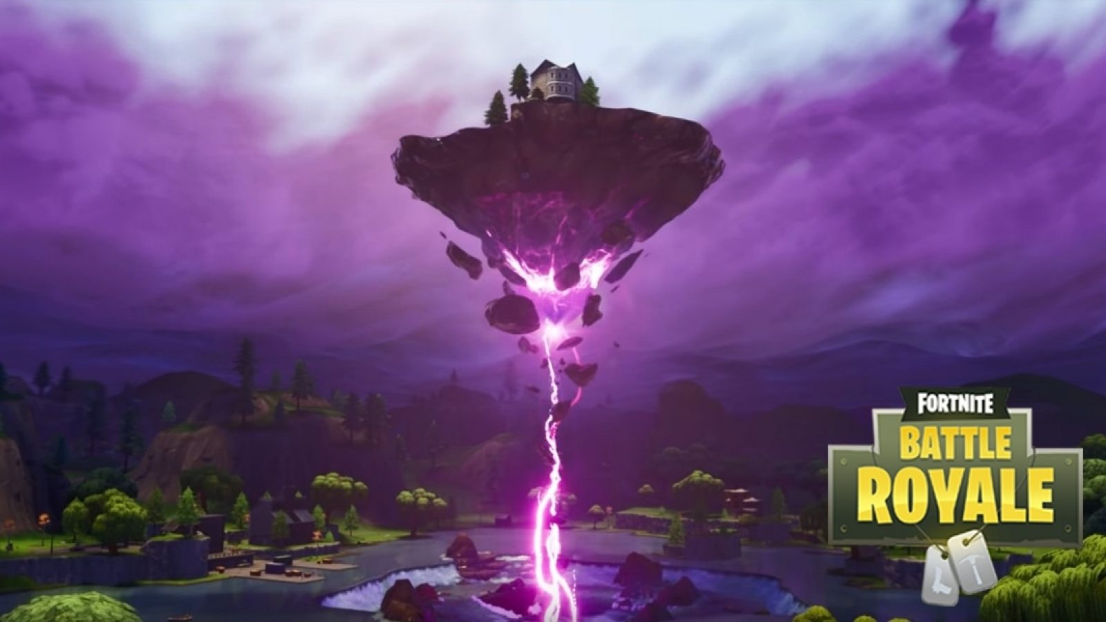 Fortnite floating island tracker Where is it going and what is it 1600x900