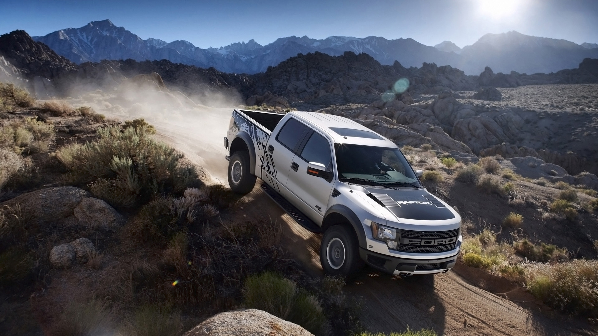 Ford Raptor Truck HD Wallpaper   HD 1920x1080
