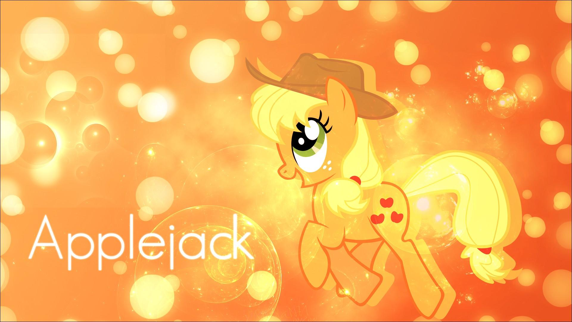 My Little Pony Applejack Cartoon wallpapers Collection 1920x1080