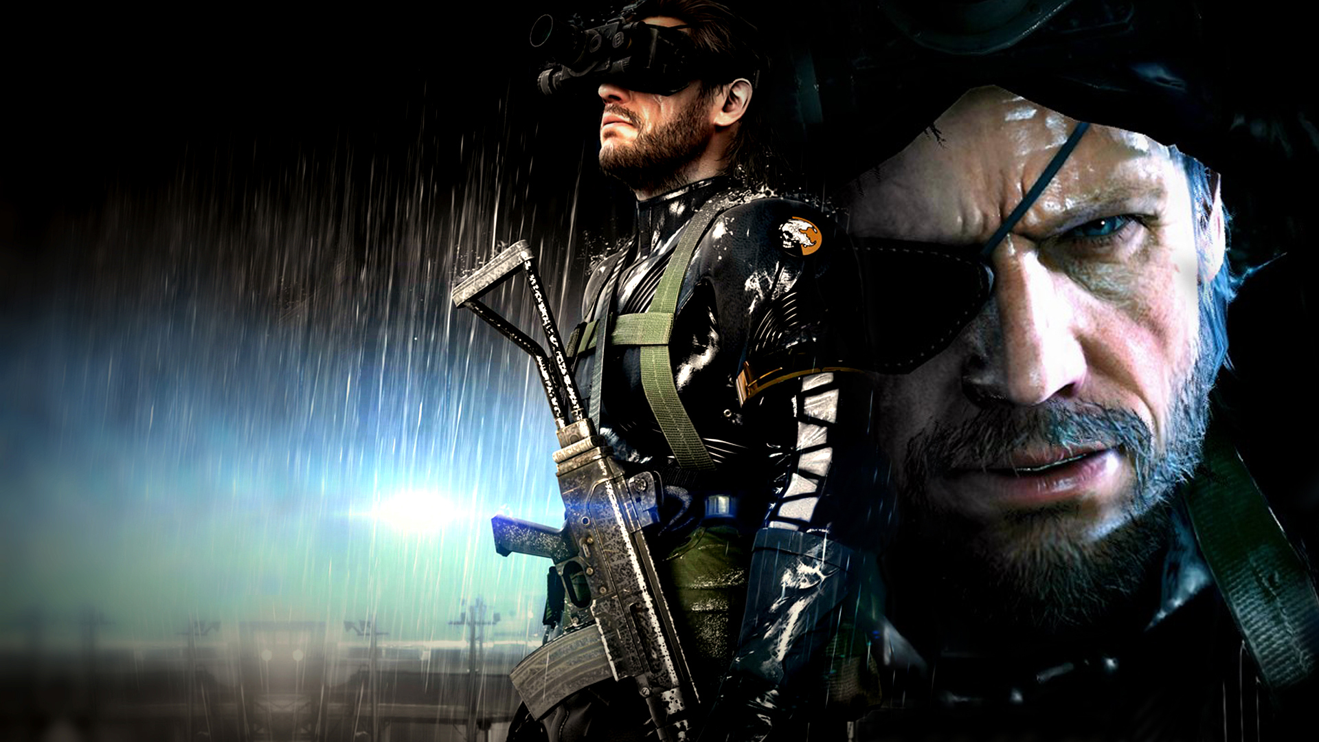 Free Download Metal Gear Solid V Wallpaper 12 1920x1080 For Your