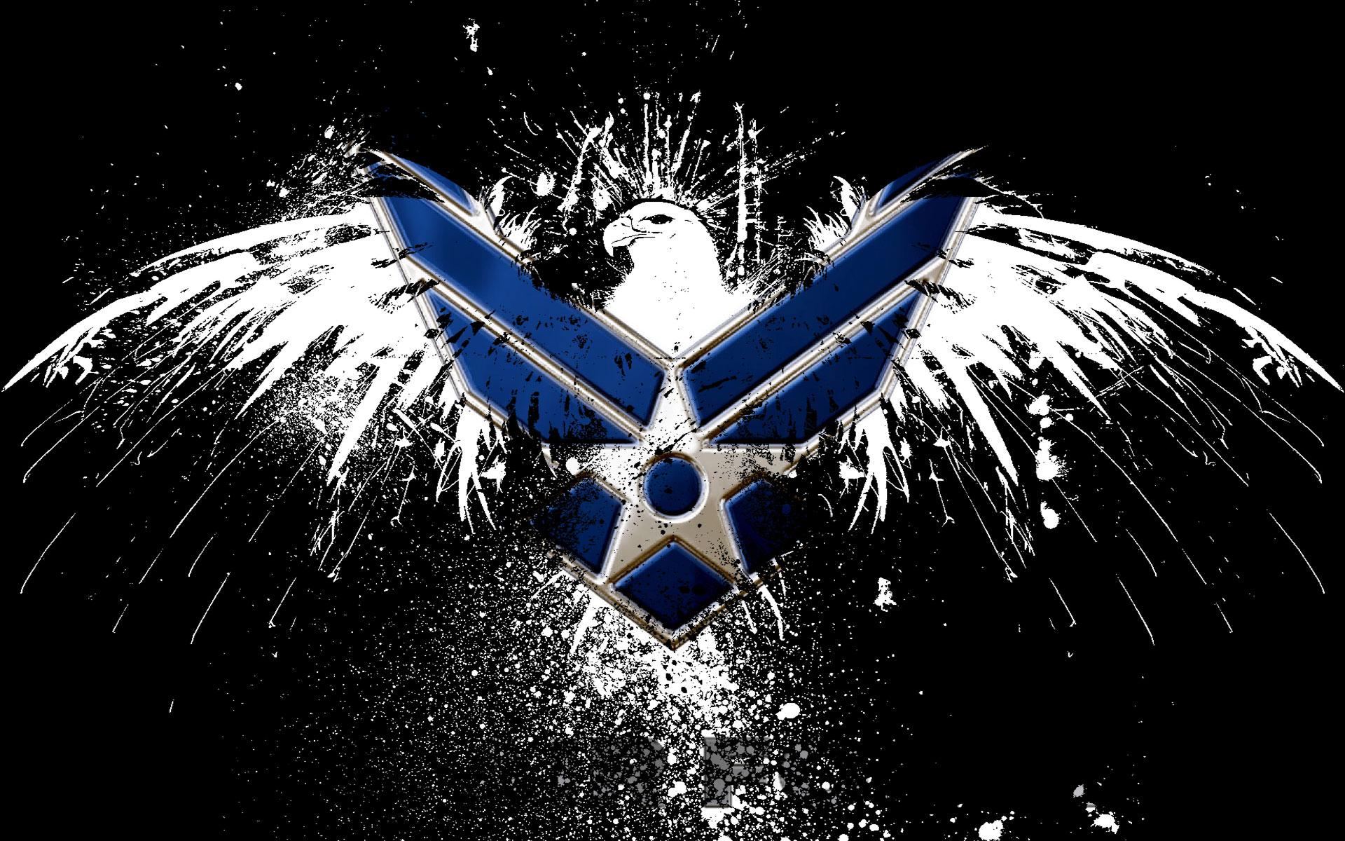 page size 1920x1200 desktop wallpaper of military logo 1920x1200