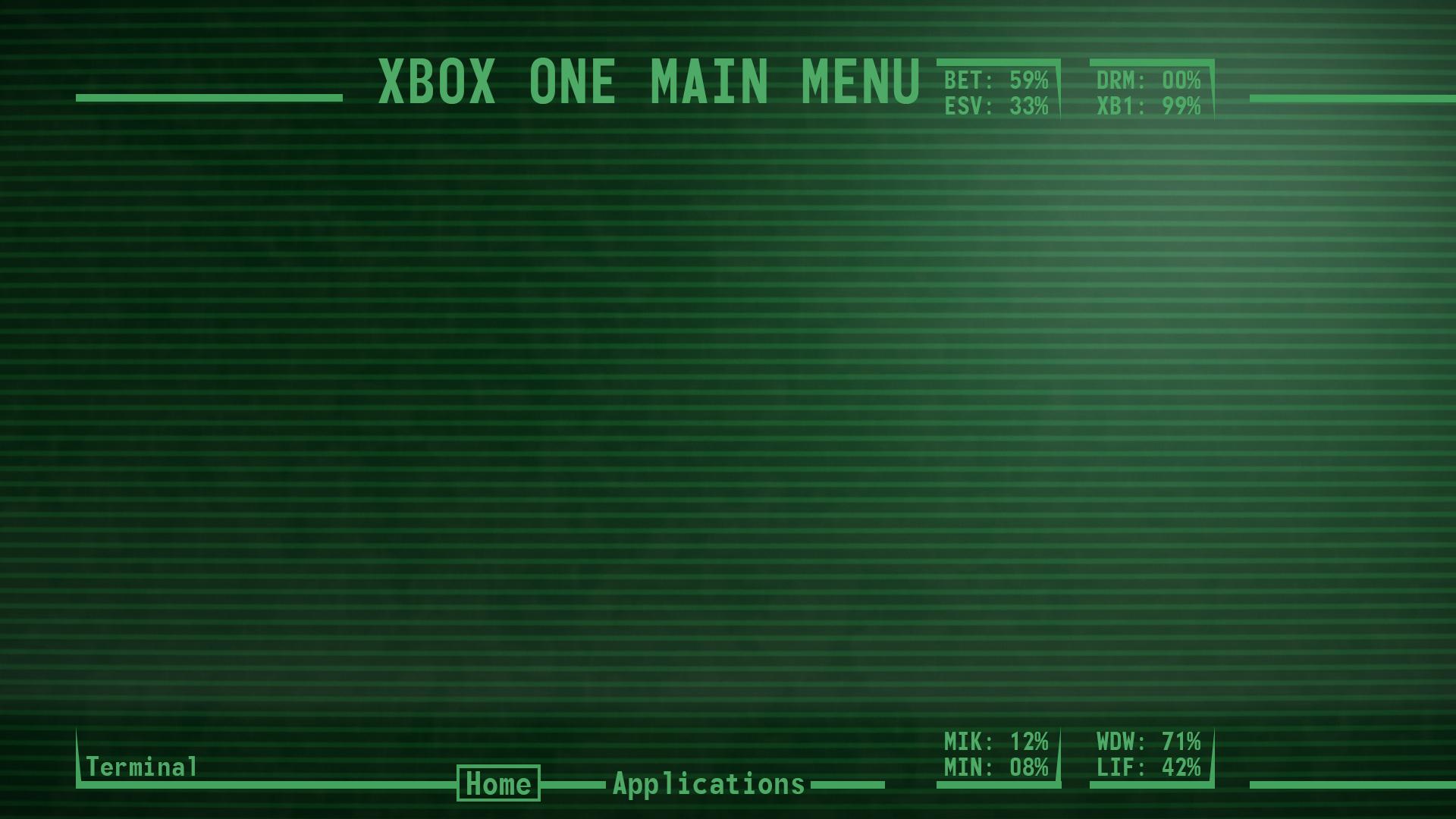 Xbox One Wallpaper 28 1920x1080