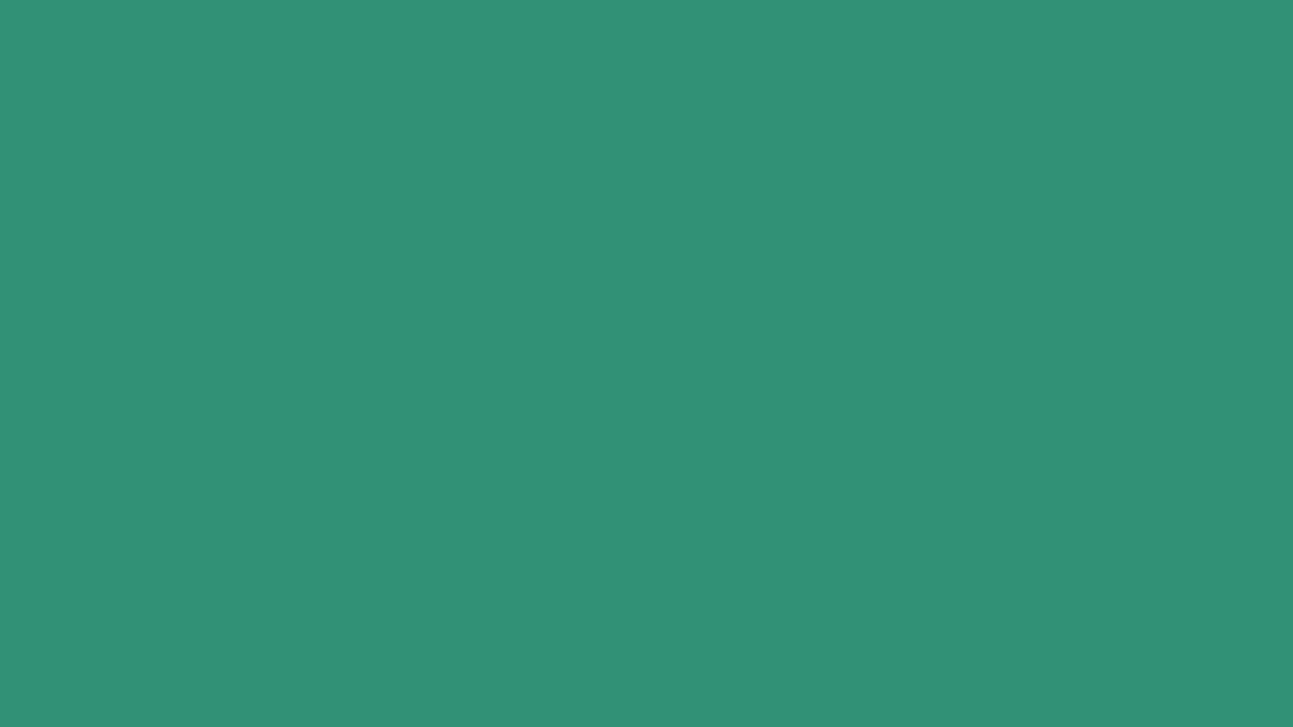 2560x1440 Illuminating Emerald Solid Color Background 2560x1440