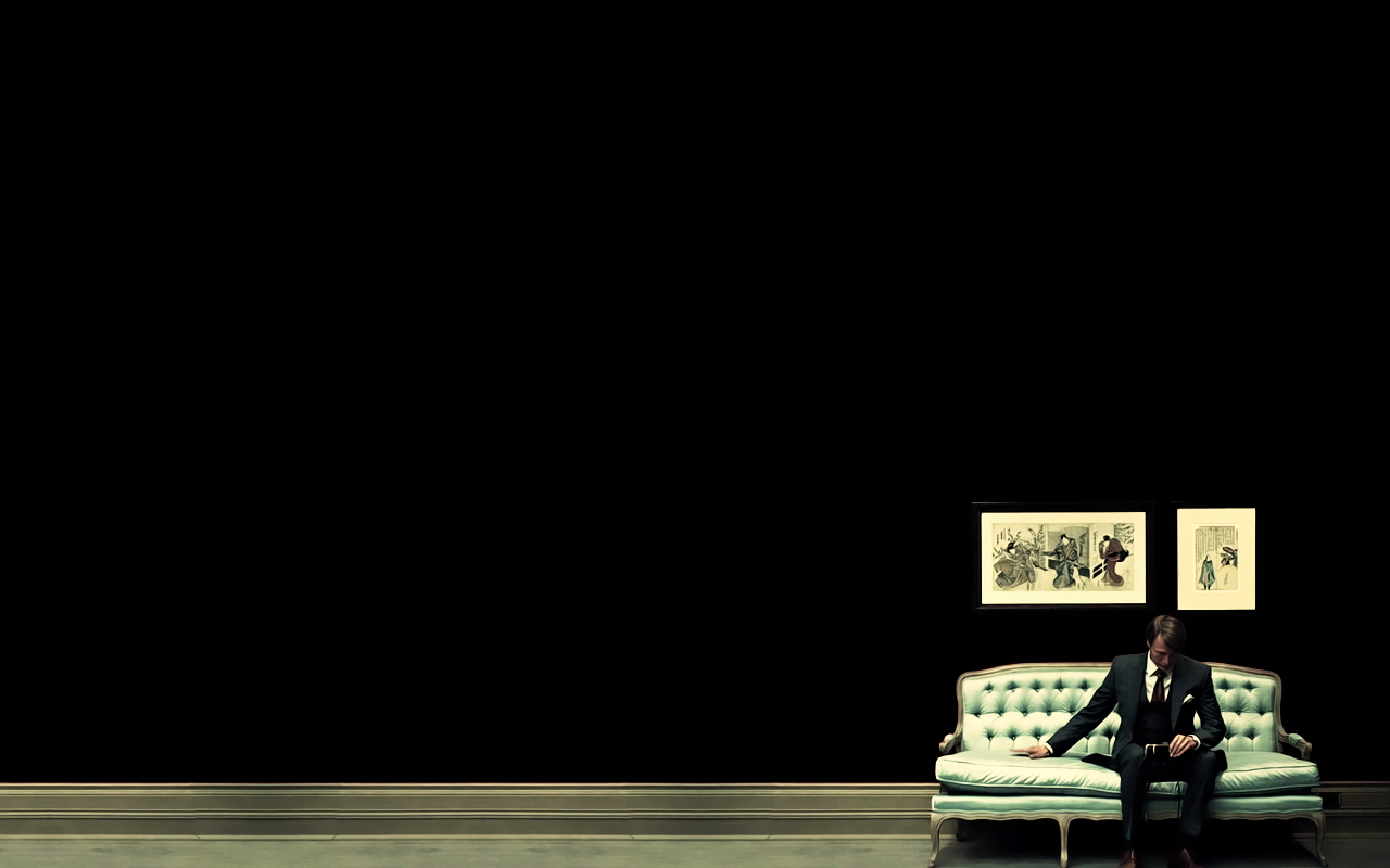 Hannibal Lecter   Hannibal TV Series Wallpaper 34398180 1280x800