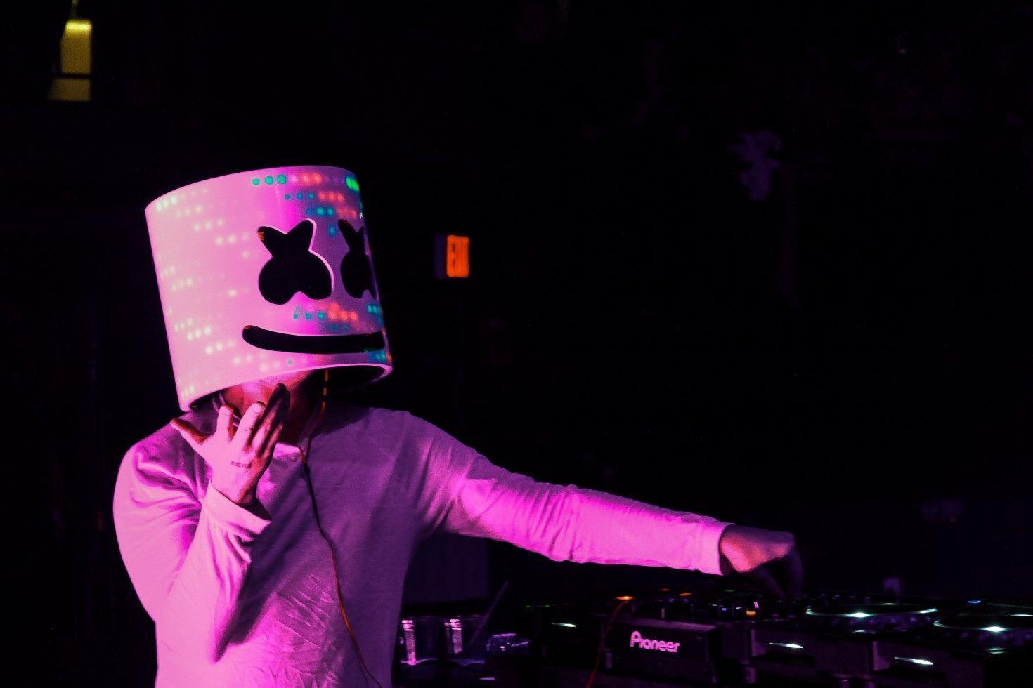 Free Download Marshmello Wallpapers 1470x980 For Your
