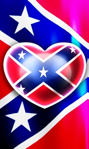 Love Rebel Flag Live Wallpaper Android 307x512