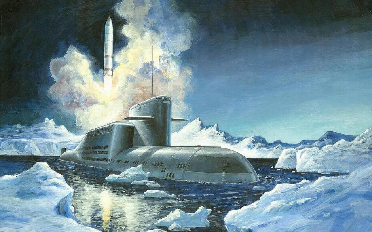 Military   Submarine Wallpaper 1280x800