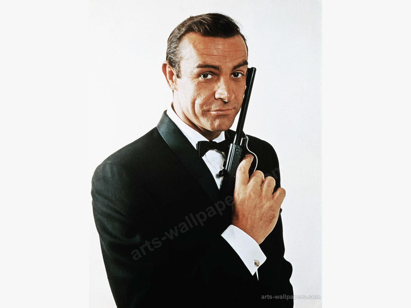 Pin James Bond Wallpaper 1600x1200