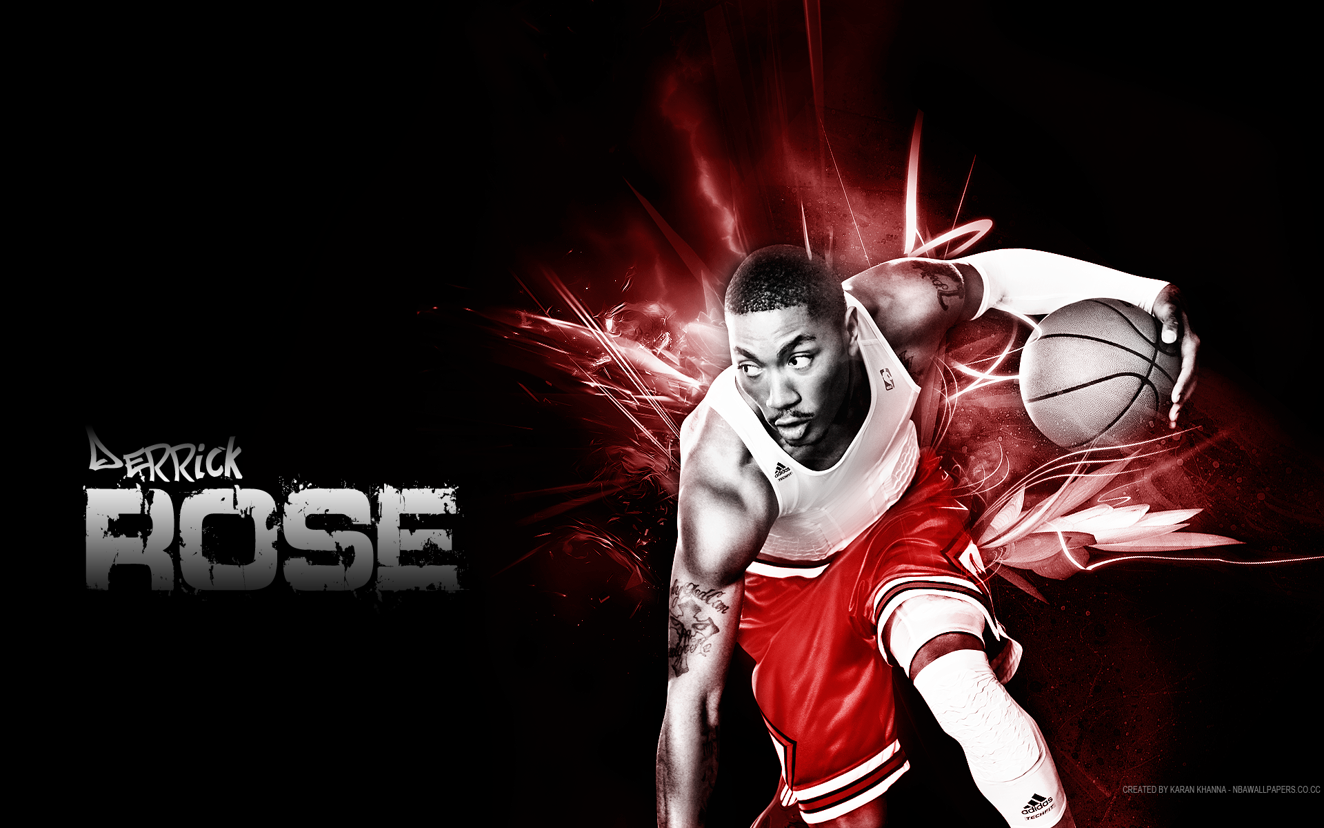 Description Derrick Rose Wallpaper HD is a hi res Wallpaper for pc 1920x1200