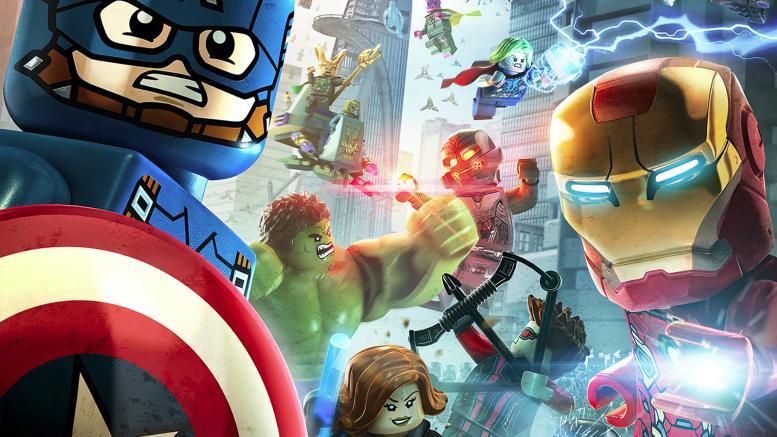 Free Download Wallpaper Lego Marvels Avengers 01 Jeux Jvl