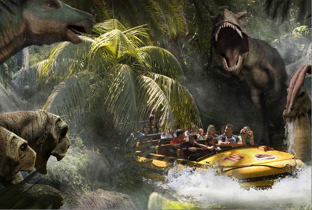 Universal Studios Hollywood Wallpaper 607x410