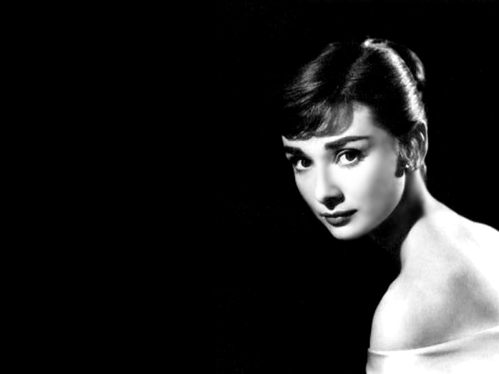 Wallpapers Photo Art Audrey Hepburn Wallpapers 1024x768
