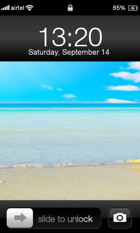 iphone 5s lock screen wallpaper wallpapersafari
