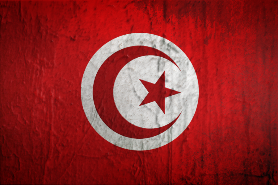 Tunisia flag 900x600