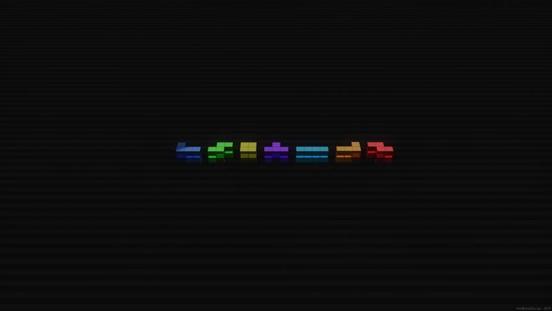 Minimalist Video Game Wallpaper