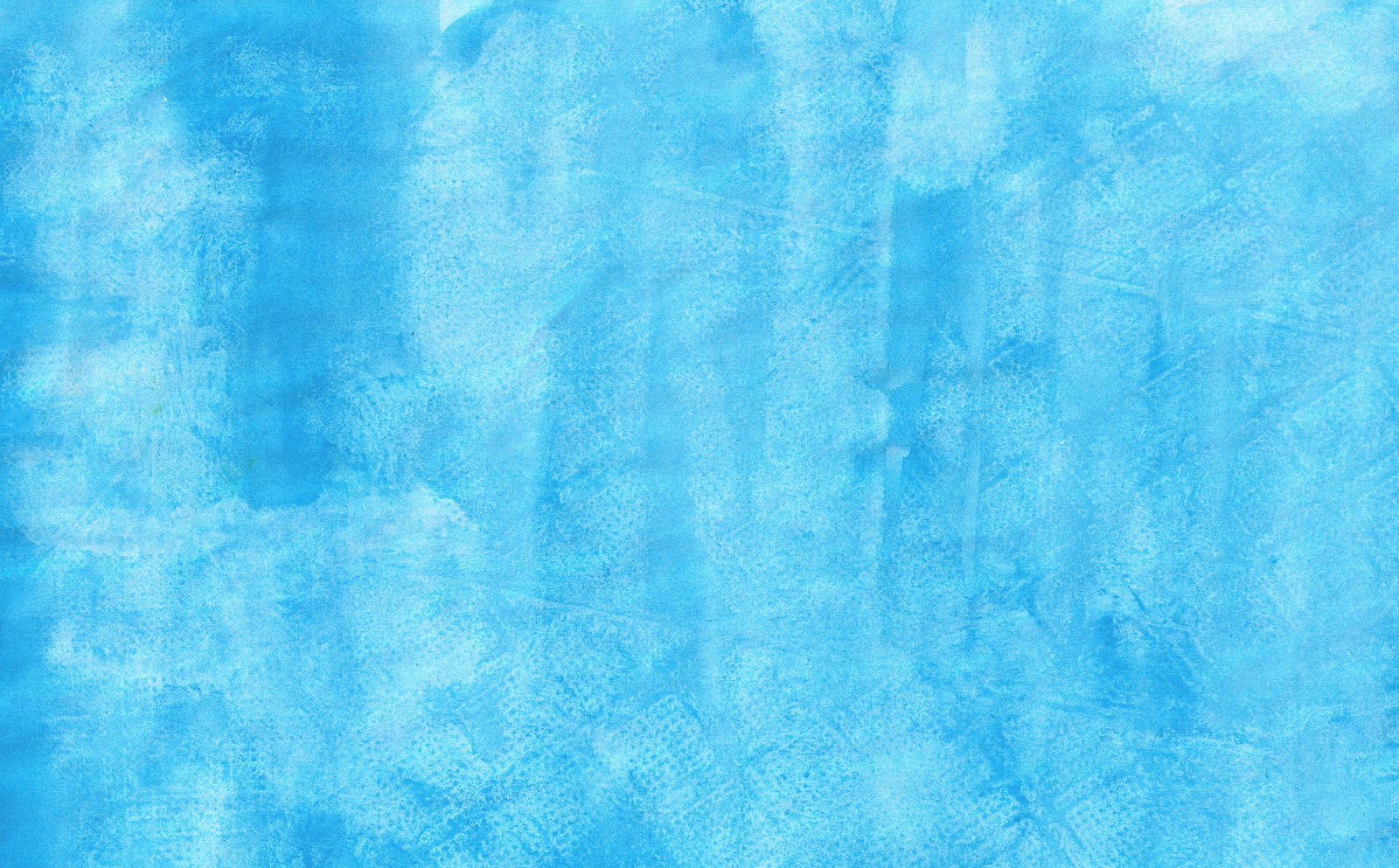 Grungy Bright Colored Blue Watercolor On Napkin Textures ReUsage 1600x993