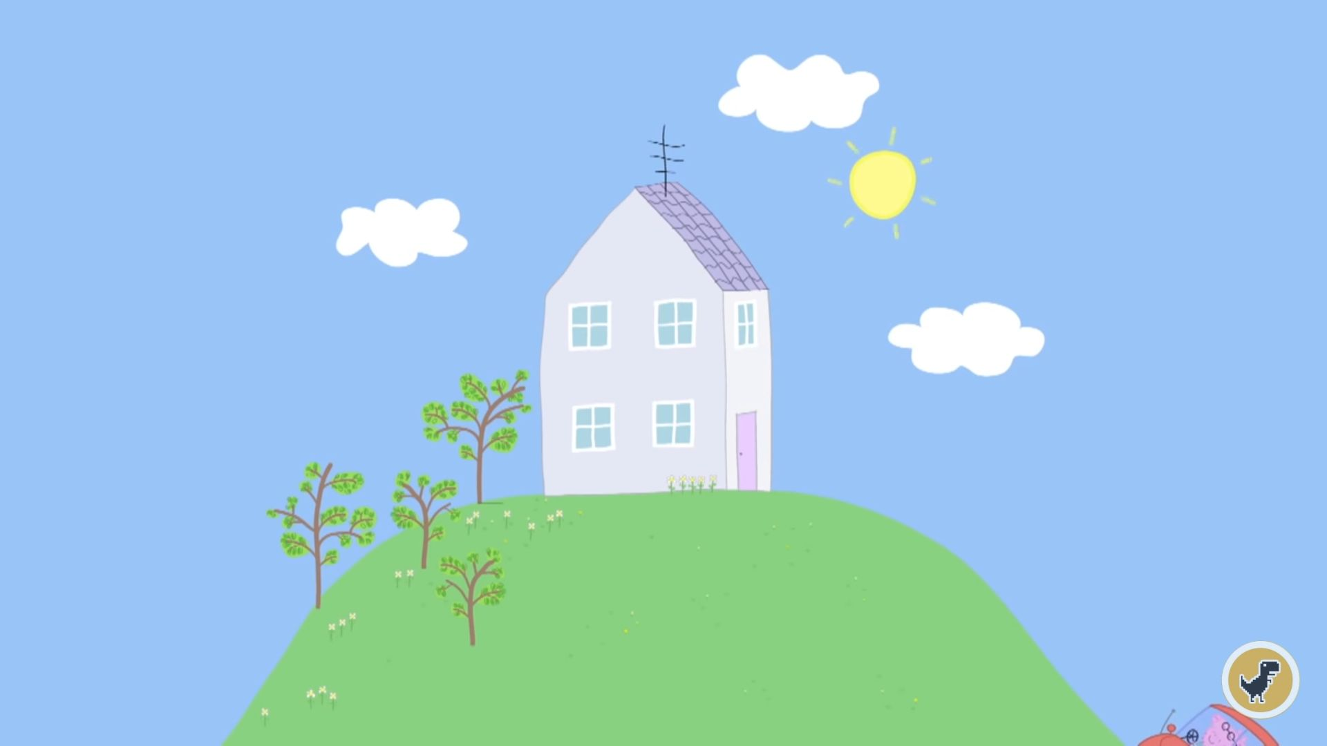 Peppa Pig House Wallpapers   Top Peppa Pig House Backgrounds 1920x1080