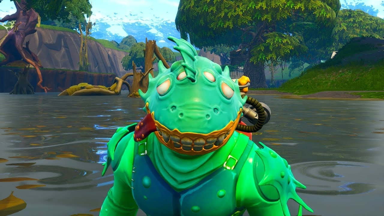 ORIGIN OF MOISTY MERMAN   A FORTNITE SHORT FILM 1280x720