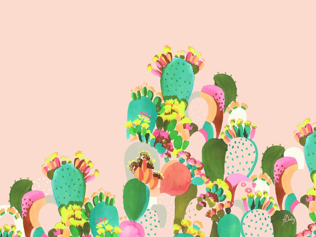 Rifle Paper Co Desktop Wallpaper Spring has sprung 16 fresh 1100x824