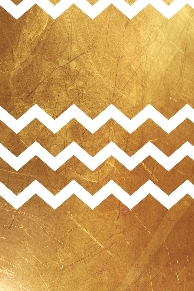 gold iphone background gold and white chevron wallpaper wallpapersafari 3322