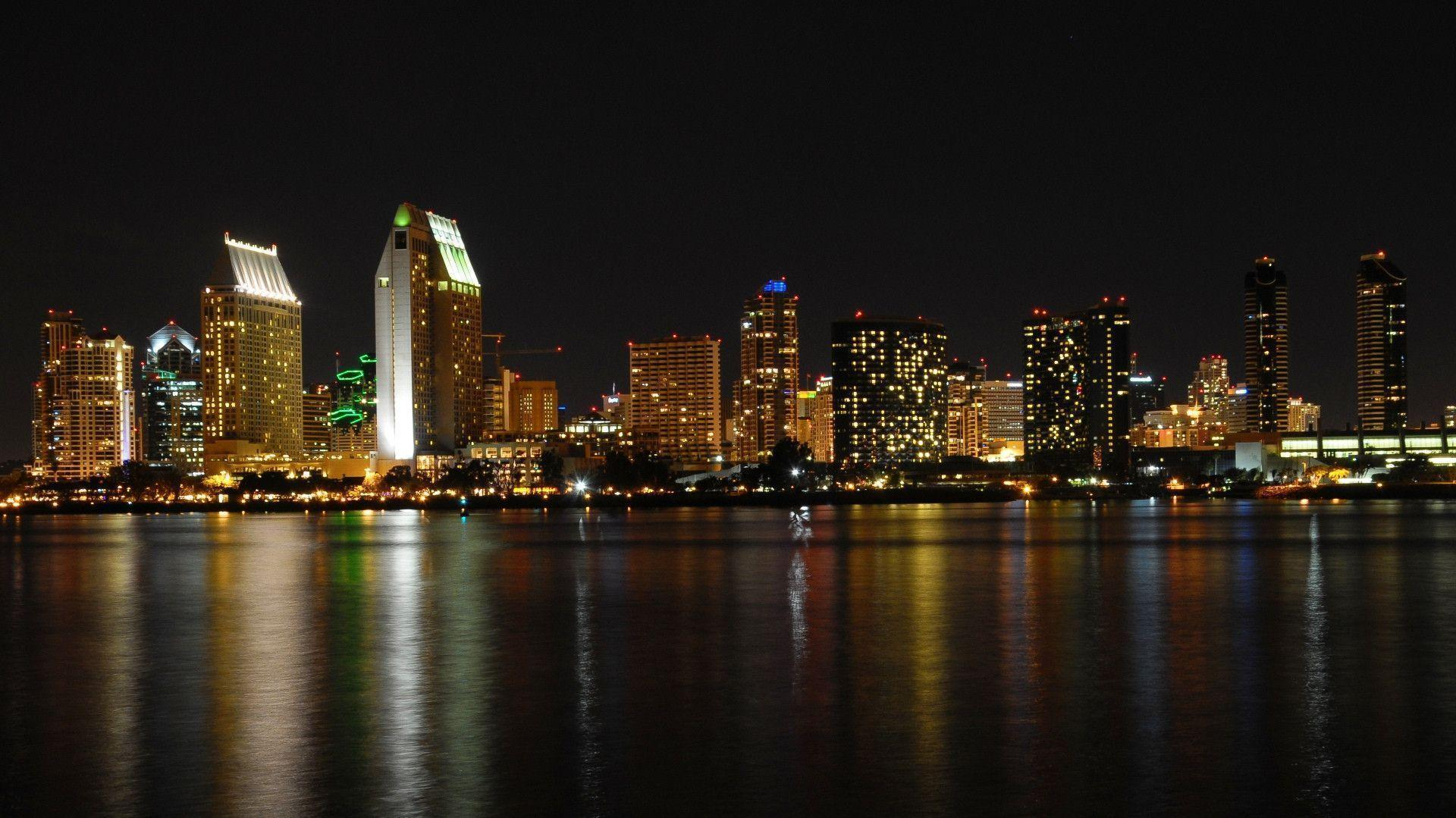 Wallpapers San Diego 1920x1079