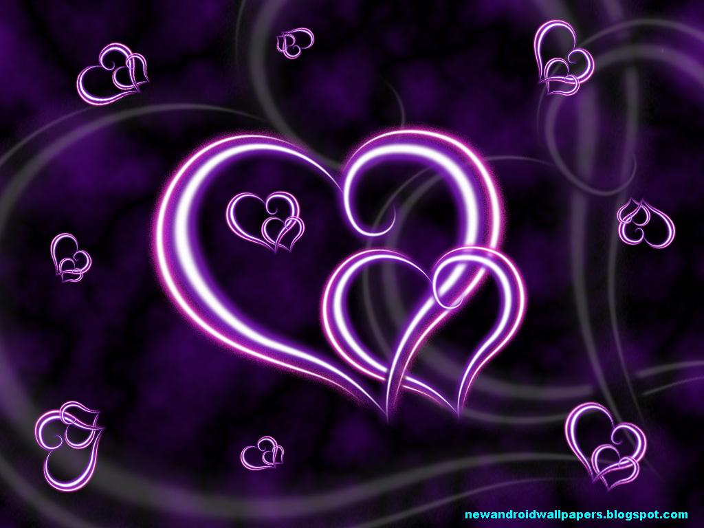 Nice And Amazing Love Heart Wallpapers 2013 For Android 1024x768