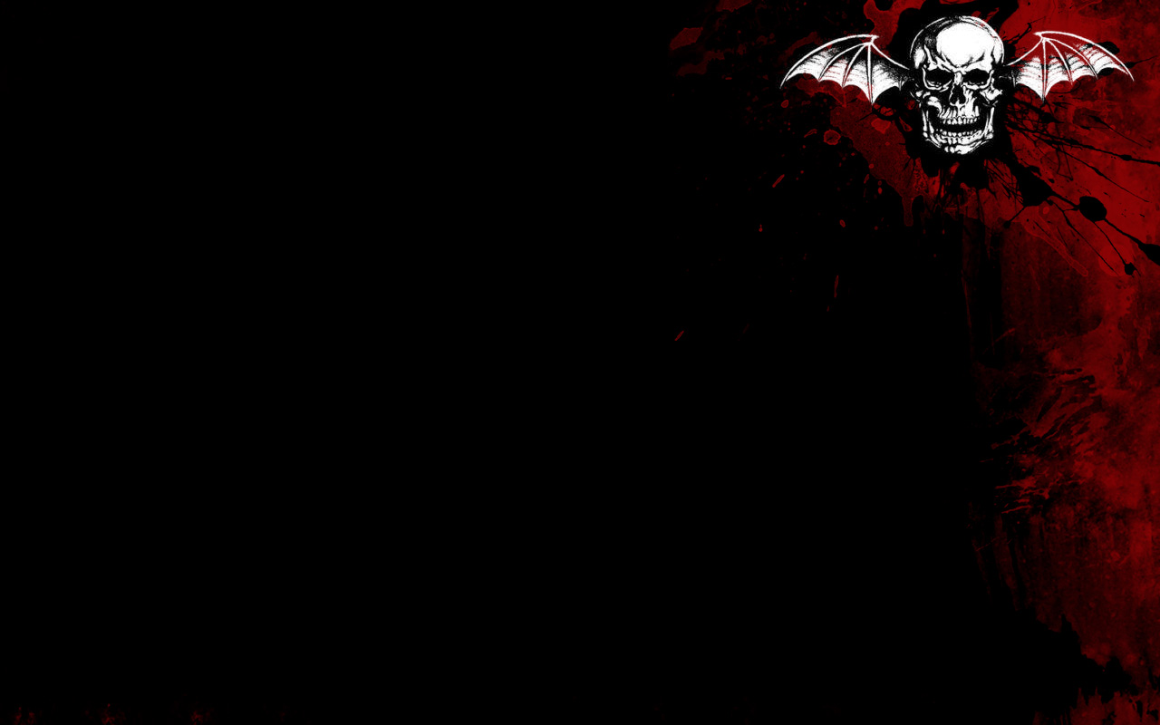 wallpapers hd for mac Avenged Sevenfold Wallpaper High 1280x800