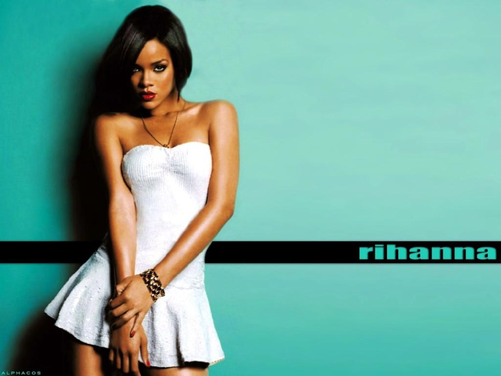 Rihanna Wallpaper 1024x768