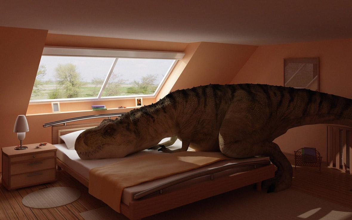 Indominus rex Some detective work