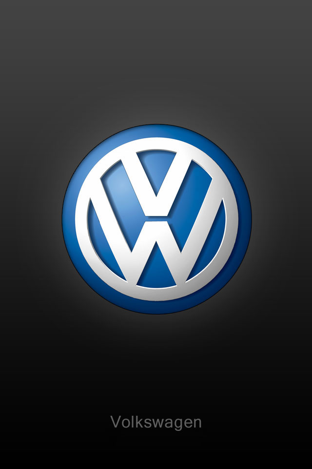 Volkswagen Logo Wallpaper - WallpaperSafari