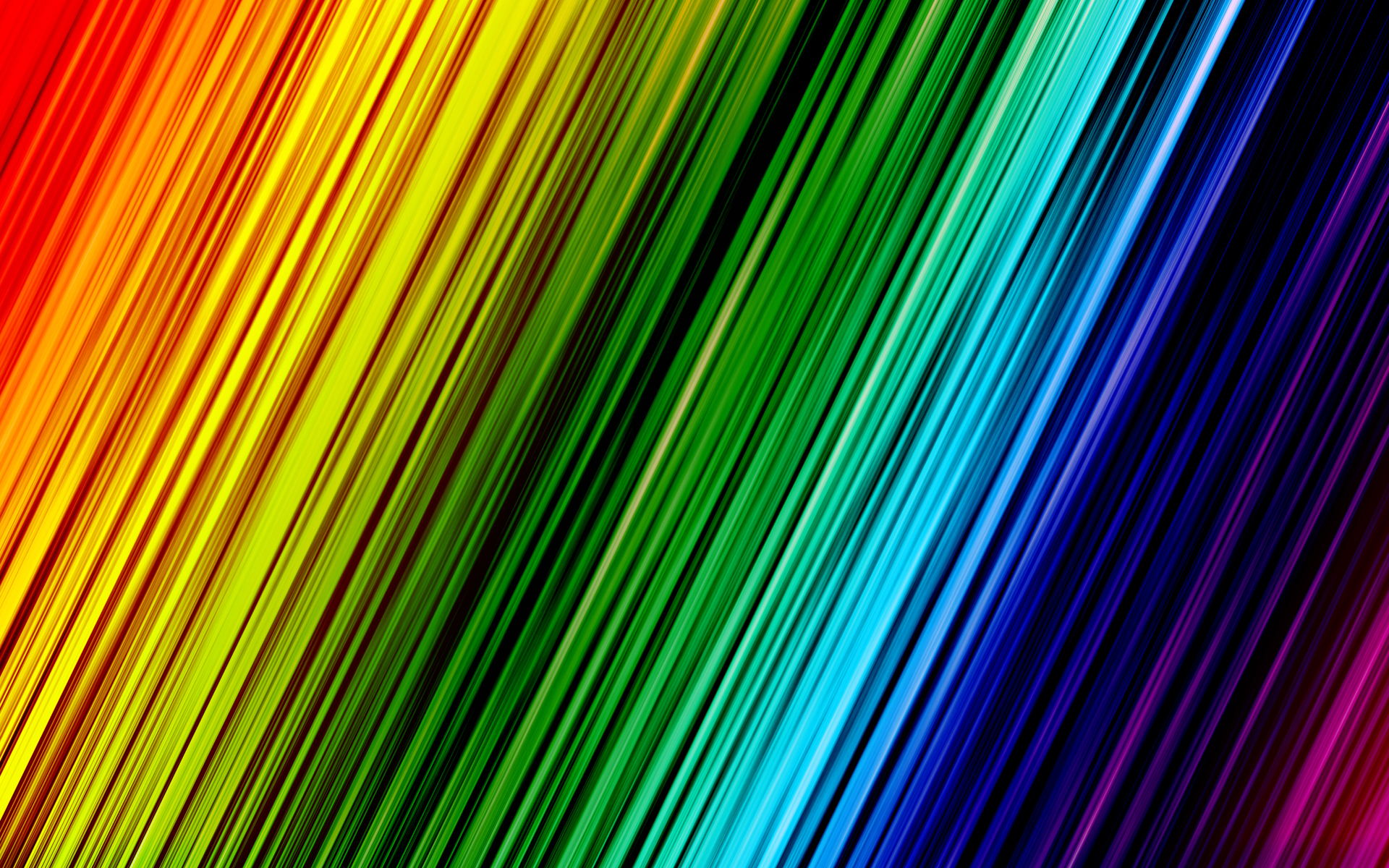 Rainbow Background Wallpaper - WallpaperSafari