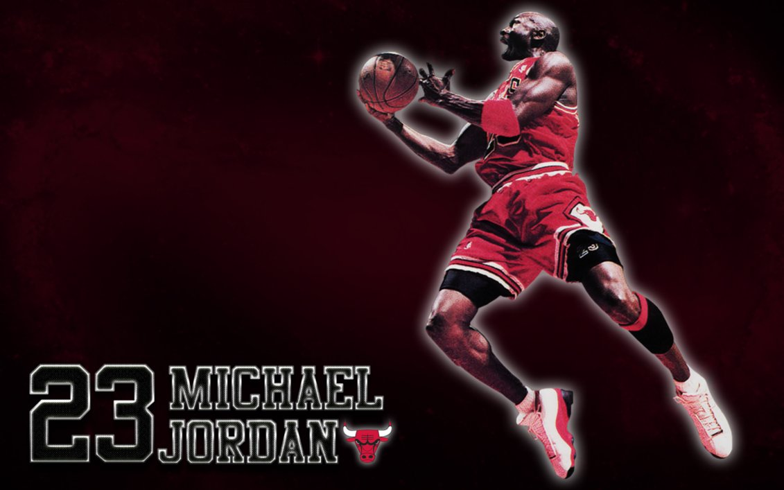 Michael Jordan Chicago Bulls Wallpaper by JaidynM 1131x707