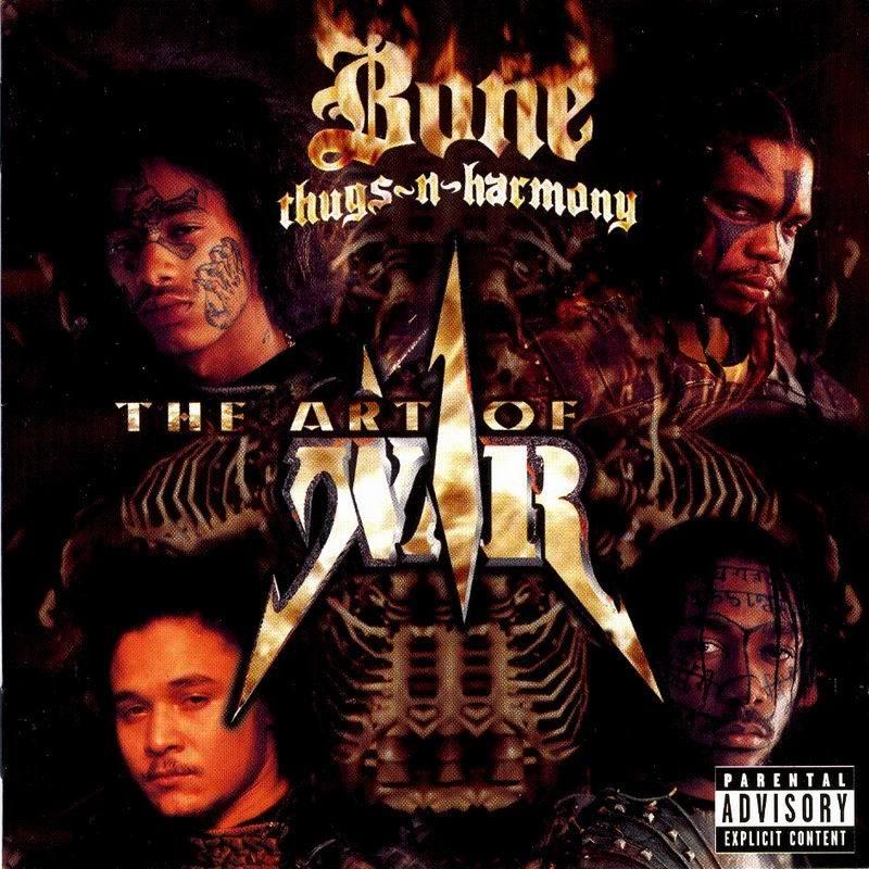Bone Thugs N Harmony   The Art Of War 1997 800x800