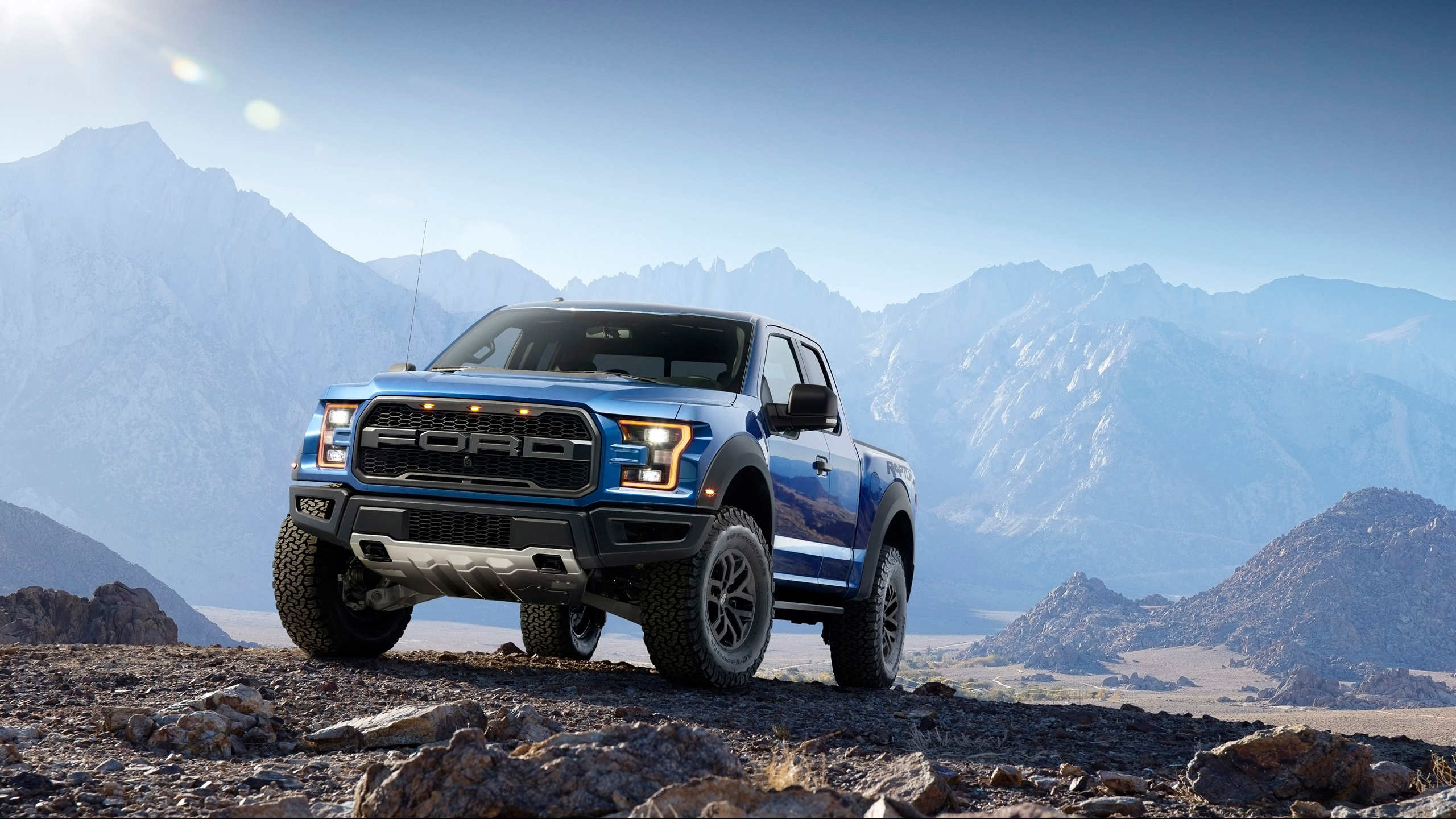 2017 Ford F 150 Raptor 2 Wallpaper HD Car Wallpapers 2560x1440