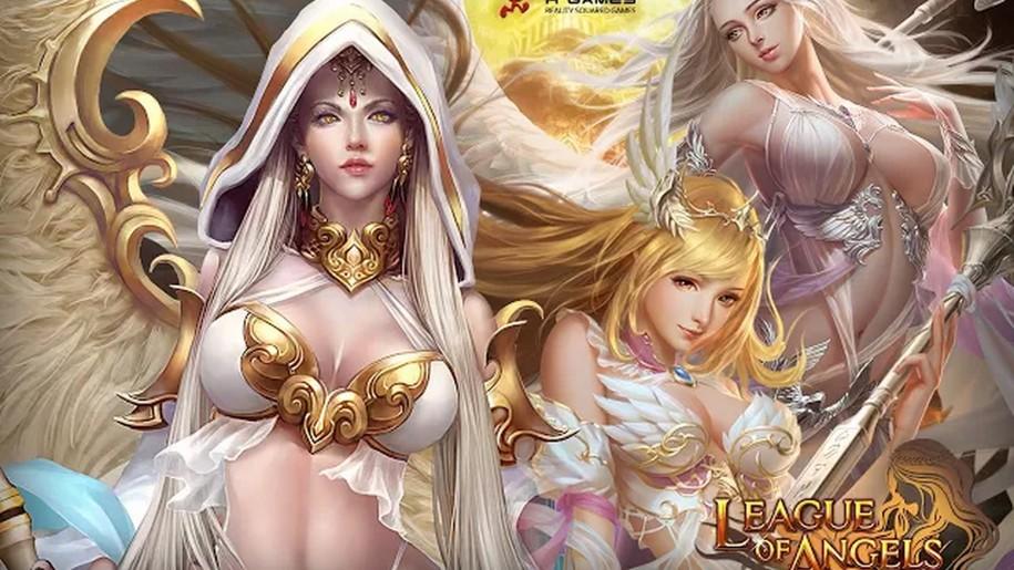 League Of Angels Fantasy Games Hd Wallpaper 086585 Wallpapers13 915x515