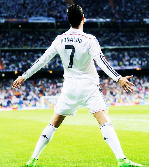 Cristiano Ronaldo Wallpaper: Cristiano Ronaldo Celebration Wallpaper