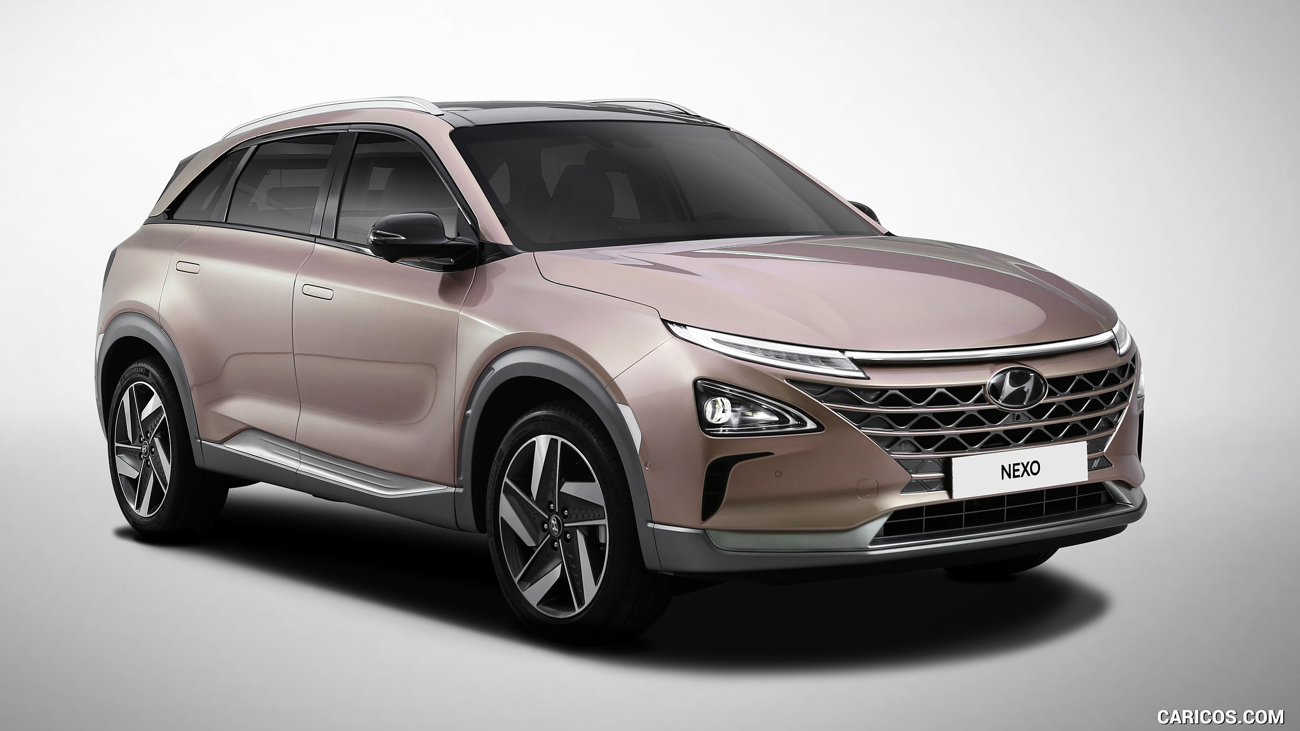 2019 Hyundai NEXO FCEV   Front Three Quarter HD Wallpaper 55 2560x1440