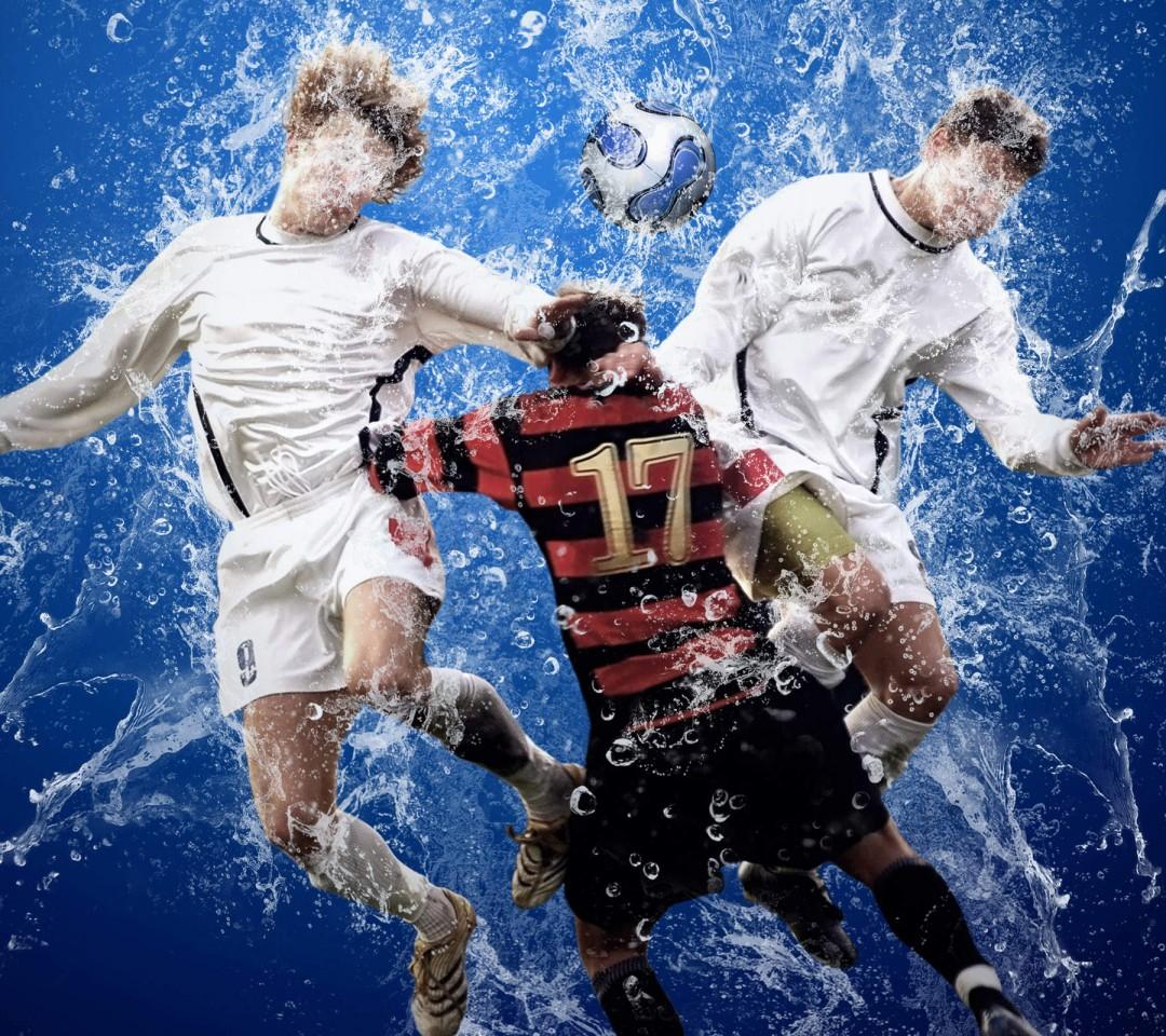 football in the water 1080x960 wallpaper1080X960 wallpaper screensaver 1080x960