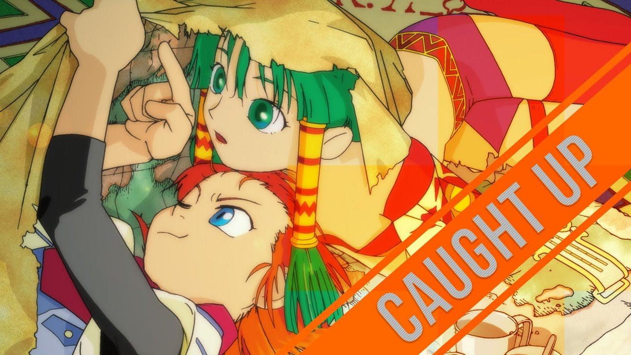 Caught Up Get to know your Grandia with Max and Lorenzo 1920x1080