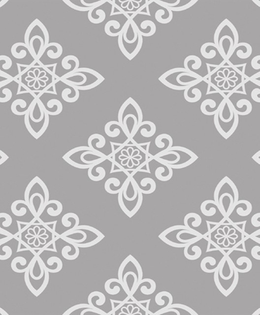 Lattice Pattern Wallpaper Light Grey Offwhite traditional wallpaper 528x640