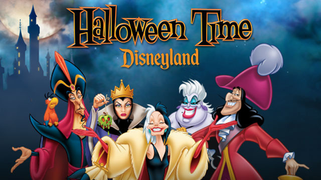 Halloween Wallpapers: Halloween Disney Wallpapers