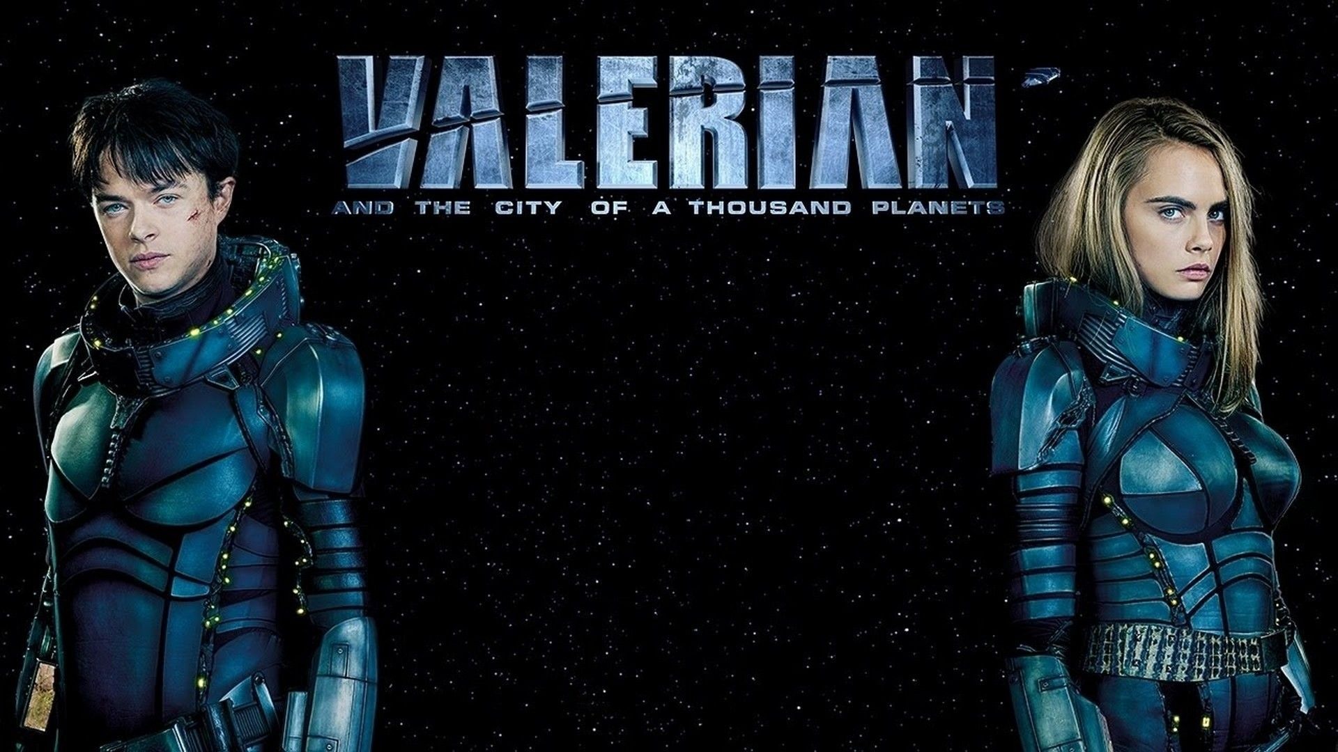 Valerian and the City of a Thousand Planets wallpaper Valerian 1920x1080