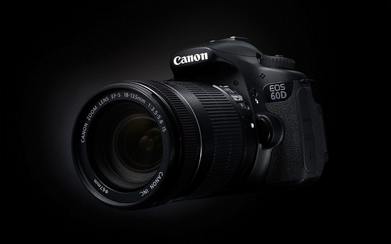 Canon EOS 60D HD Wallpaper is a Beautiful Wallpaper for your Desktop 1600x1000