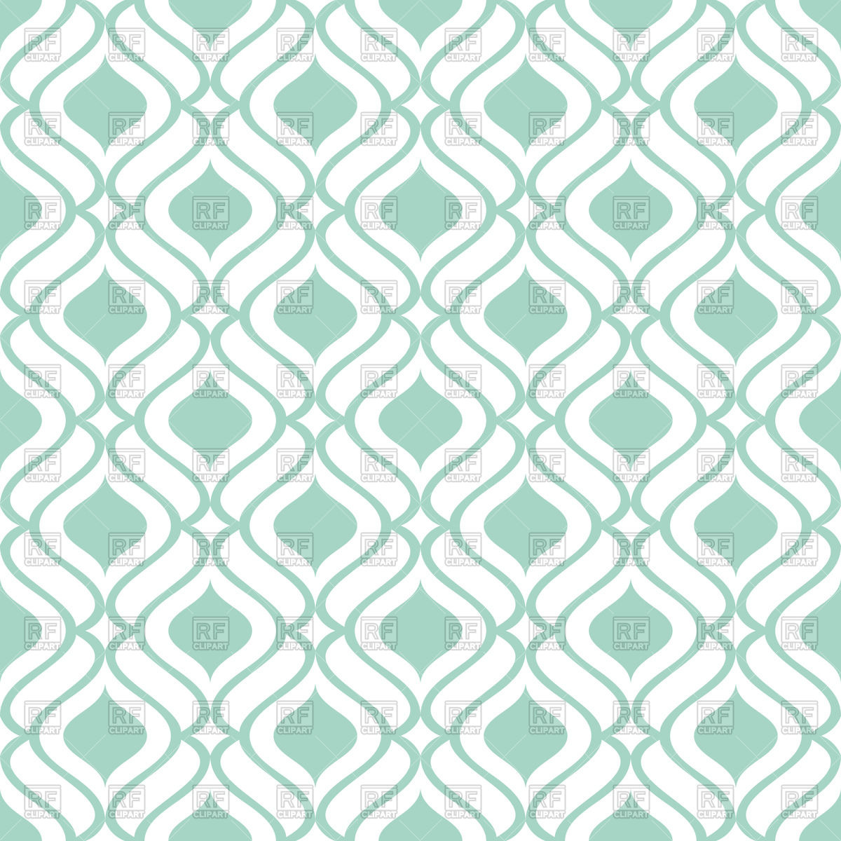 green and white wallpaper with seamless geometric pattern vector 1200x1200