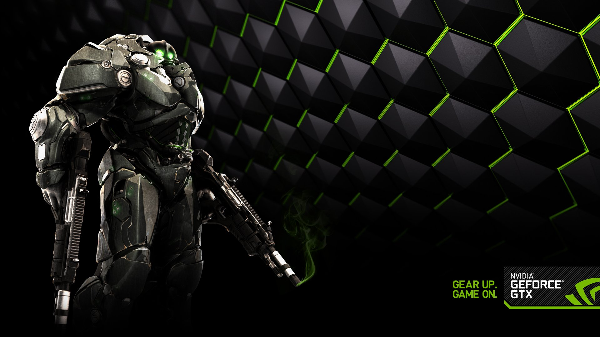 NVIDIA Wallpaper 1920x1080 HD 1920x1080